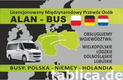 busy Holandia Ostrów Odolanów Raszków Sośnie Sieroszewice