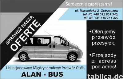 busy Niemcy Wieruszów Kępno Ostrzeszów Wrocław Legnica Lubin