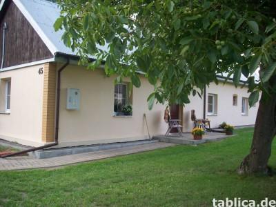 DWOREK wiejski 90 m2, dzialka 4100 m2, na Mazowszu, Polen