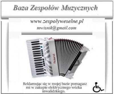 Baza Zespołów Muzycznych Mirex- zespolyweselne.pl