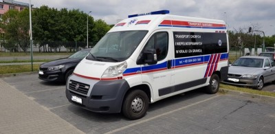 Przewóz osób chorych do i z Niemiec, Holandii, Belgii, Danii