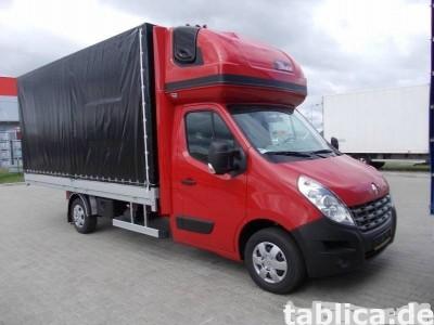 Przeprowadzki transport Polska Niemcy Holandia od 200 eu