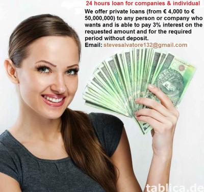 Prywatne pożyczki i inwestycje prywatne od 100 000 do 80 000