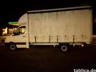 Przeprowadzki , przewóz towarów do i z Niemiec