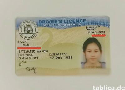 license, ID cards, passports, visas,Whatsapp+1720.248.8130