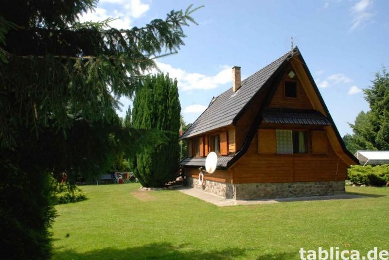 Ferienhaus max 6 Personen direkt am See in Insko (Polen) 1