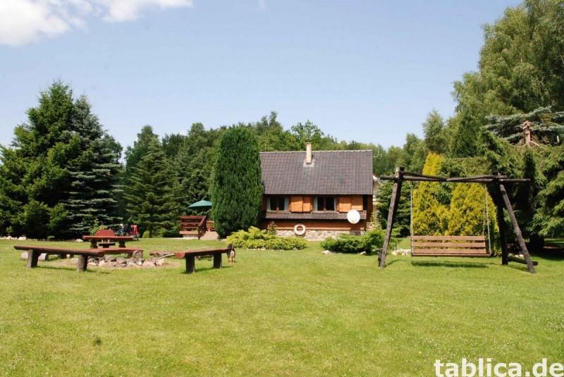 Ferienhaus max 6 Personen direkt am See in Insko (Polen) 3
