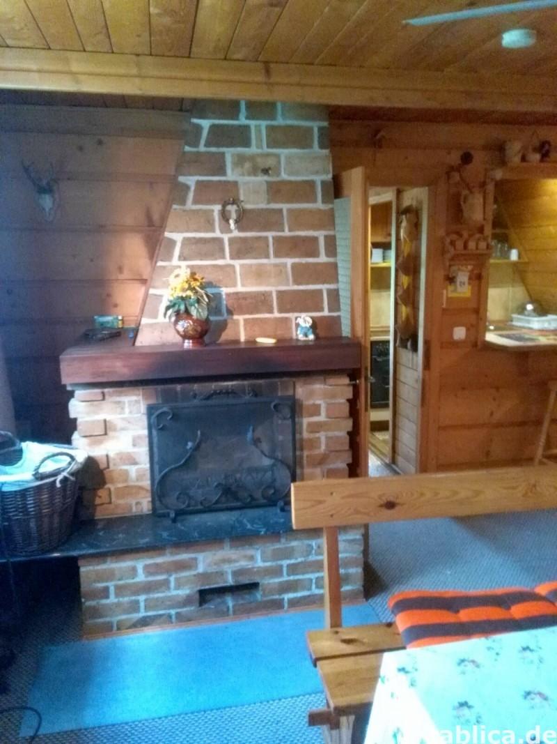 Ferienhaus max 6 Personen direkt am See in Insko (Polen) 8