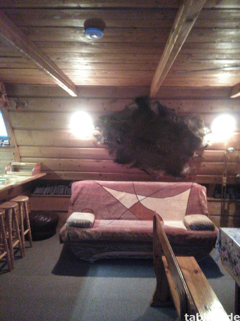 Ferienhaus max 6 Personen direkt am See in Insko (Polen) 10