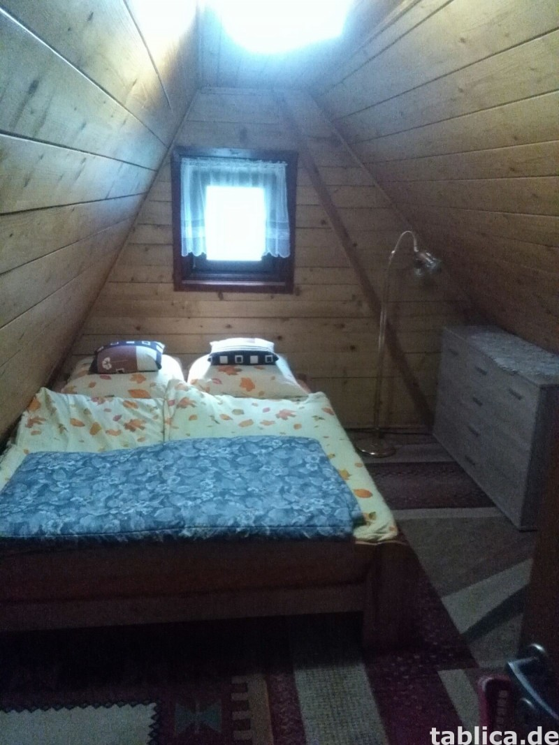 Ferienhaus max 6 Personen direkt am See in Insko (Polen) 12