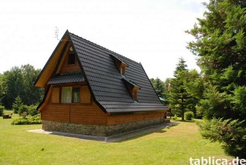 Ferienhaus max 6 Personen direkt am See in Insko (Polen) 15