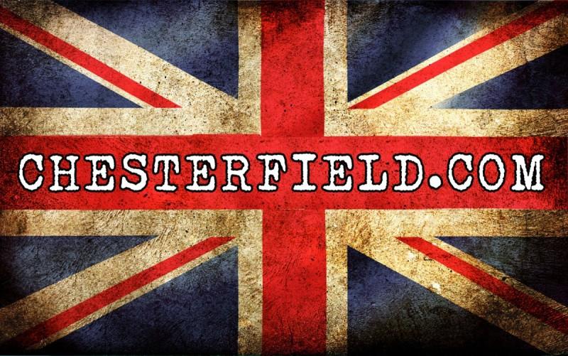 Chesterfield sofa 1 os Brighton zielen 5