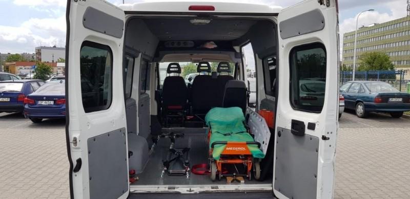 Przewóz osób chorych do i z Niemiec, Holandii, Belgii, Danii 4