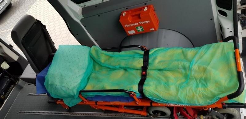 Przewóz osób chorych do i z Niemiec, Holandii, Belgii, Danii 6