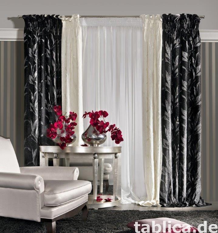 Ekskluzywne firany,zasłony,rolety,tkaniny,dywany,tapety  16