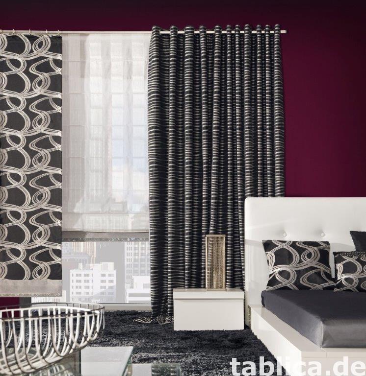 Ekskluzywne firany,zasłony,rolety,tkaniny,dywany,tapety  19