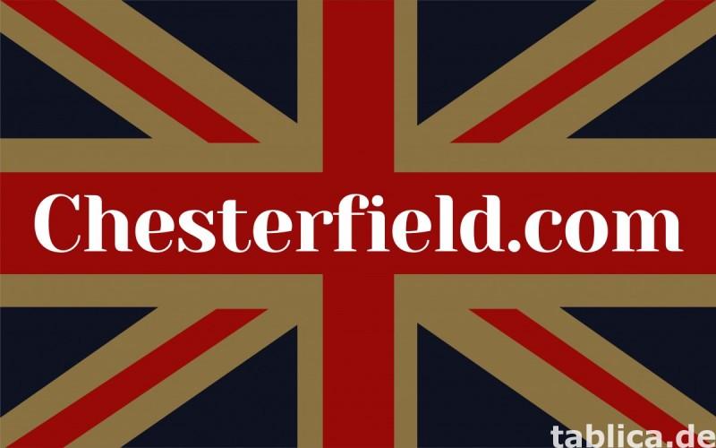 Chesterfield skorzane pufy 6