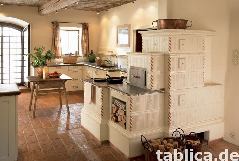 Piec kuchenny-tradycja, prestiż i nowoczesność. 47