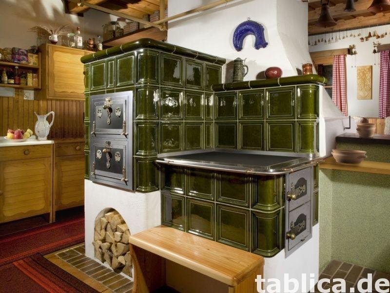 Piec kuchenny-tradycja, prestiż i nowoczesność. 54
