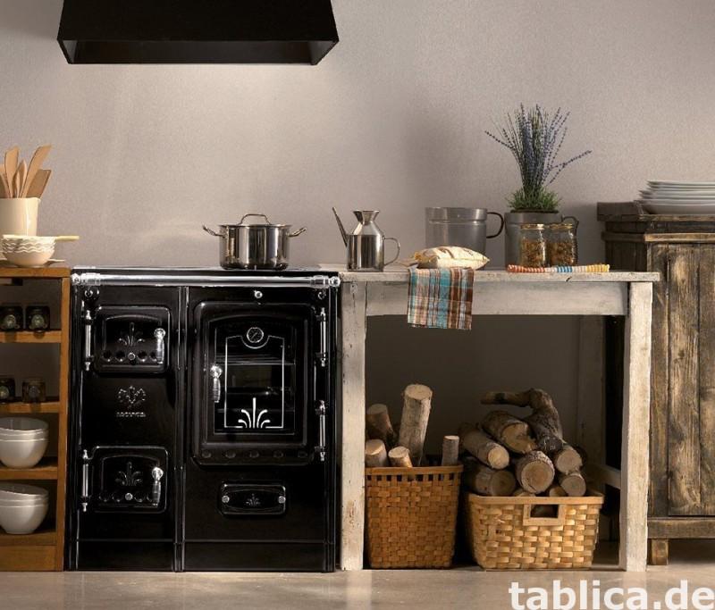Kuchnie węglowe, na drewno, pellety, piecyki, kominki 8