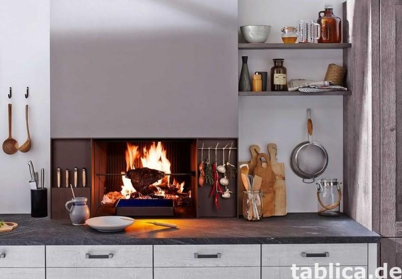 Kuchnie węglowe, na drewno, pellety, piecyki, kominki 24