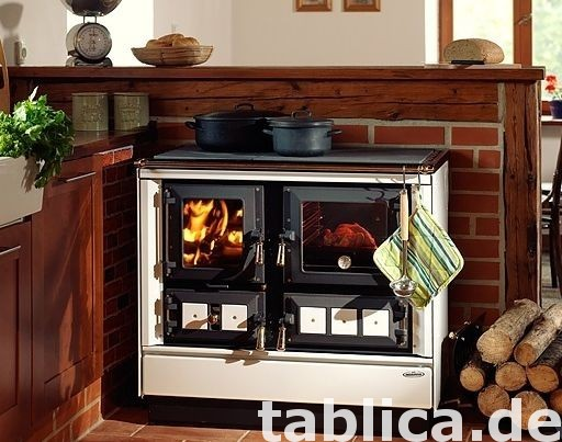 Kuchnie węglowe, na drewno, pellety, piecyki, kominki 42