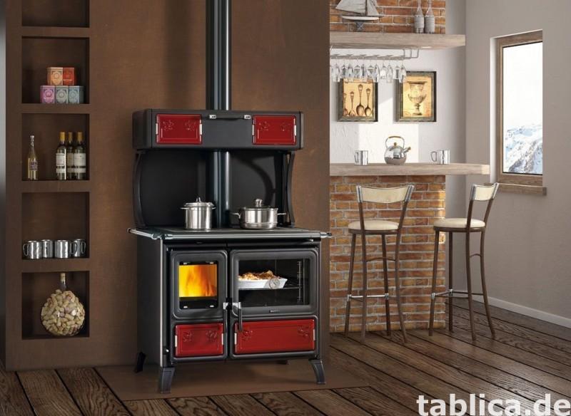 Kuchnie węglowe, na drewno, pellety, piecyki, kominki 43