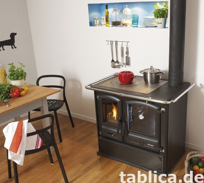 Kuchnie węglowe, na drewno, pellety, piecyki, kominki 59