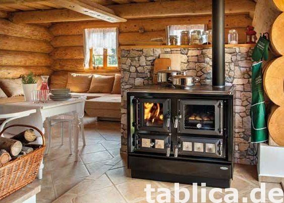 Kuchnie węglowe, na drewno, pellety, piecyki, kominki 84