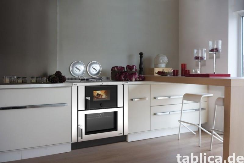 Kuchnie węglowe, na drewno, pellety, piecyki, kominki 109
