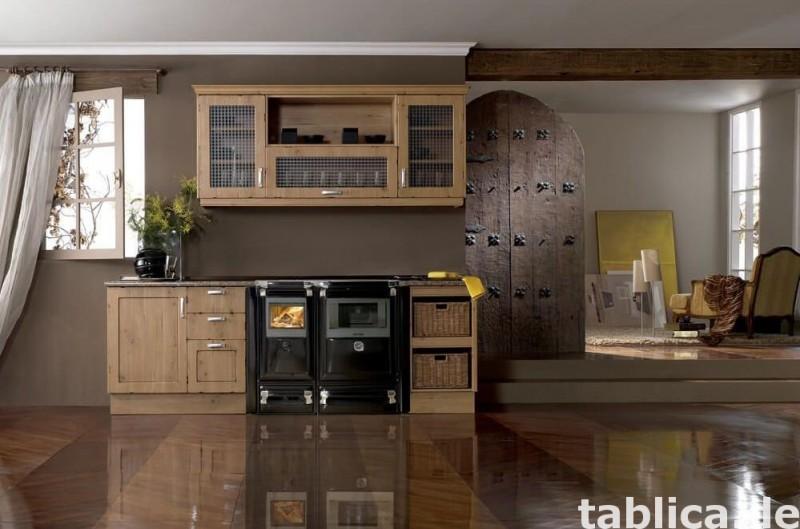 Kuchnie węglowe, na drewno, pellety, piecyki, kominki 110