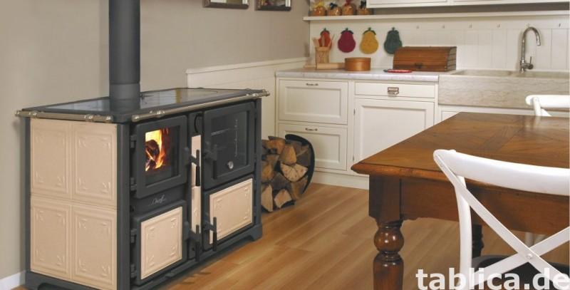 Kuchnie węglowe, na drewno, pellety, piecyki, kominki 121