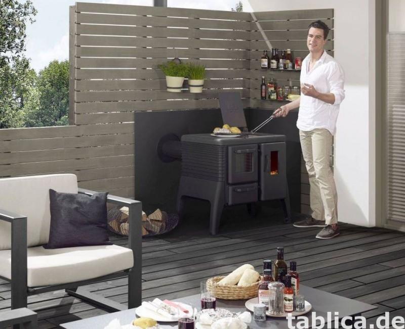 Kuchnie węglowe, na drewno, pellety, piecyki, kominki 129