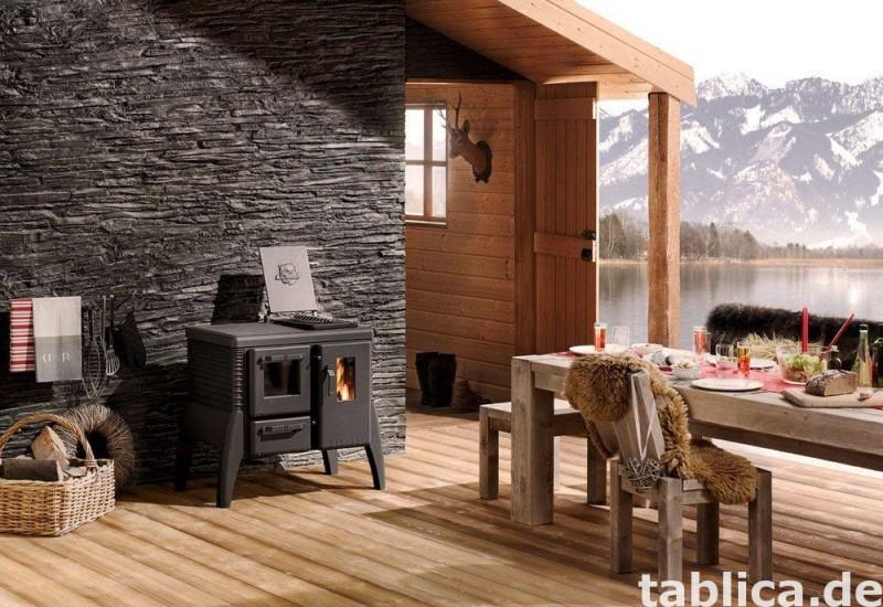 Kuchnie węglowe, na drewno, pellety, piecyki, kominki 130
