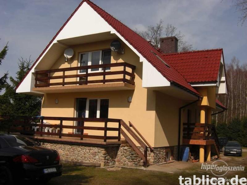 Dom+Dacza- Na jednej posesi ( W Ińskim parku Krajobrazowym) 0