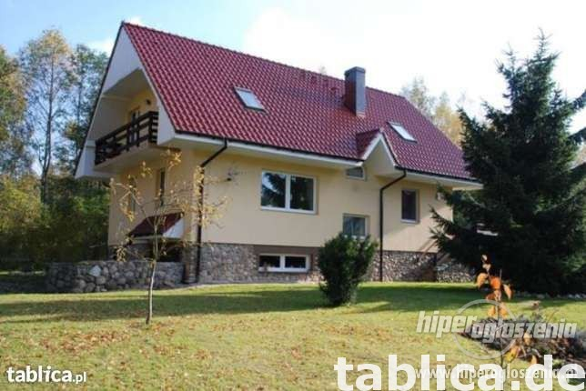 Dom+Dacza- Na jednej posesi ( W Ińskim parku Krajobrazowym) 1