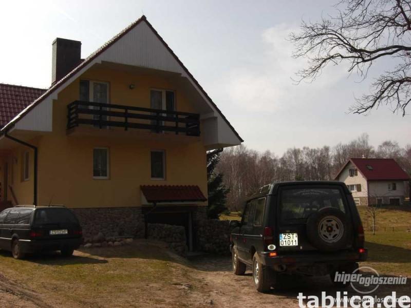 Dom+Dacza- Na jednej posesi ( W Ińskim parku Krajobrazowym) 2