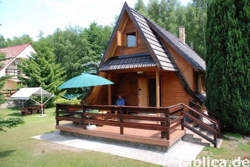 Dom+Dacza- Na jednej posesi ( W Ińskim parku Krajobrazowym) 3