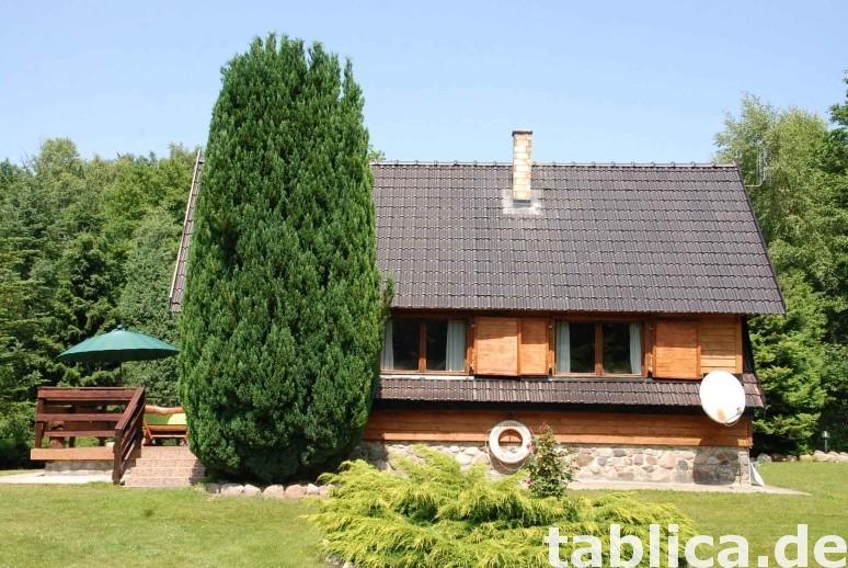 Dom+Dacza- Na jednej posesi ( W Ińskim parku Krajobrazowym) 4