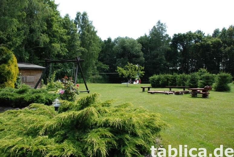 Dom+Dacza- Na jednej posesi ( W Ińskim parku Krajobrazowym) 6