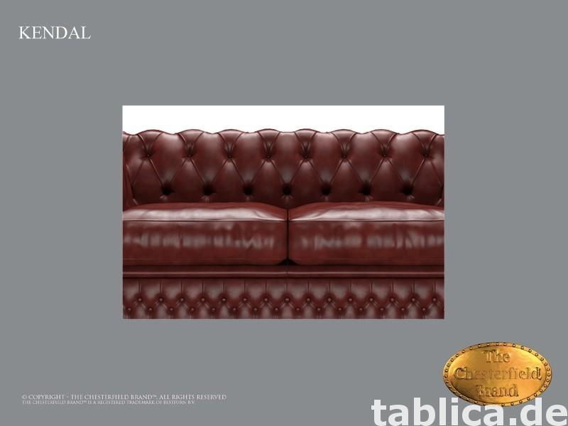 Chesterfield skorzana sofa Kendal bordo 1