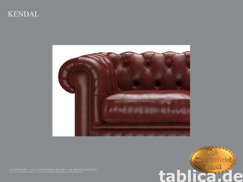 Chesterfield skorzana sofa Kendal bordo 2