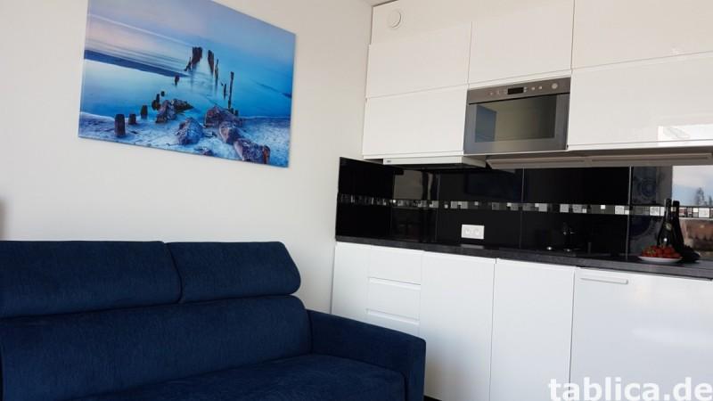 Apartament w hotelu apartamentowym BALTIN BLU w SARBINOWIE 4