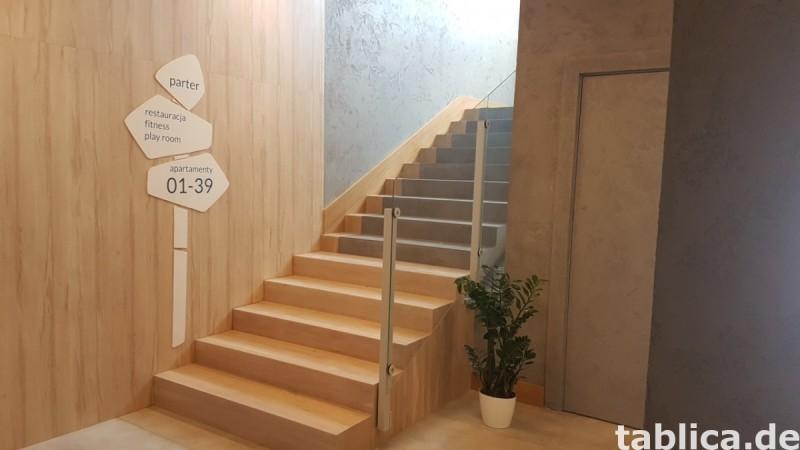 Apartament w hotelu apartamentowym BALTIN BLU w SARBINOWIE 9