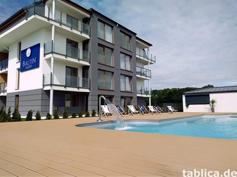 Apartament w hotelu apartamentowym BALTIN BLU w SARBINOWIE 12