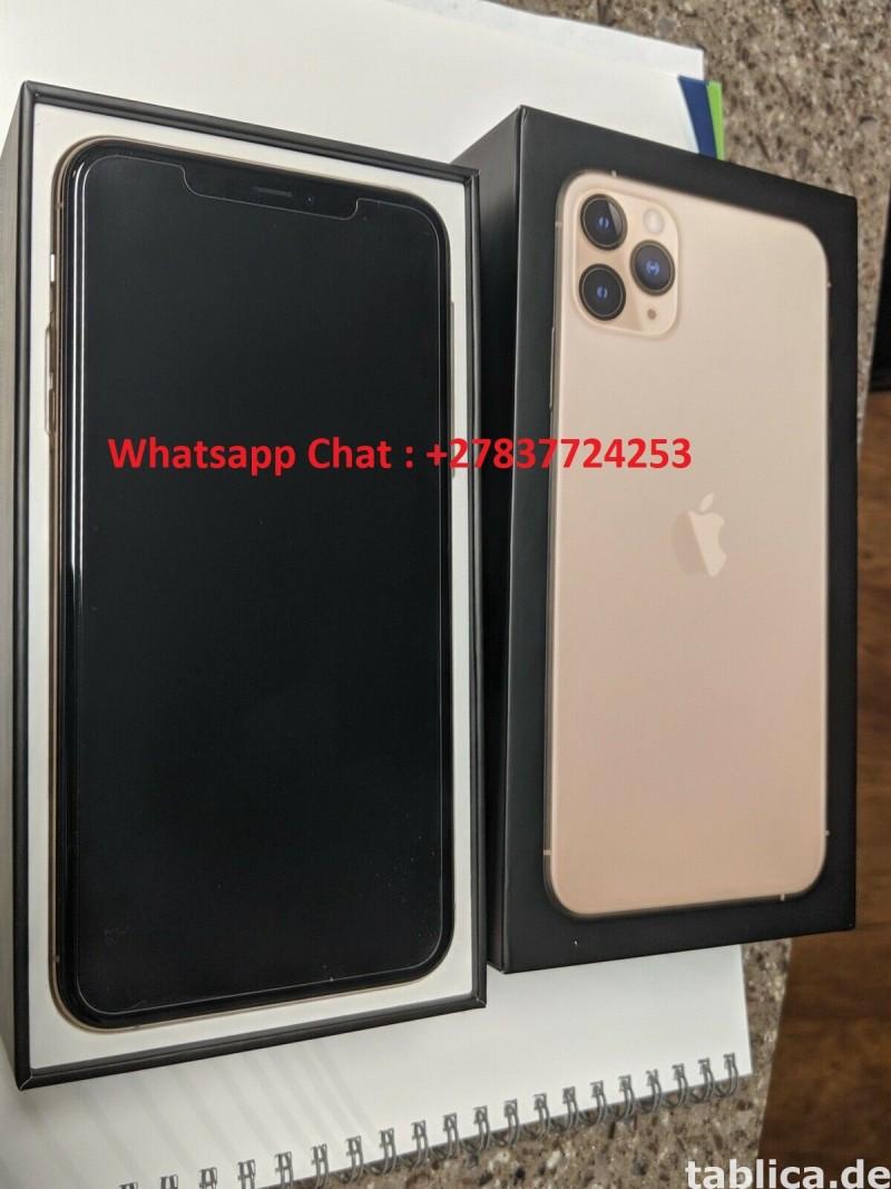 Apple iPhone 11 Pro  64GB = $600, iPhone 11 Pro Max  64GB  4