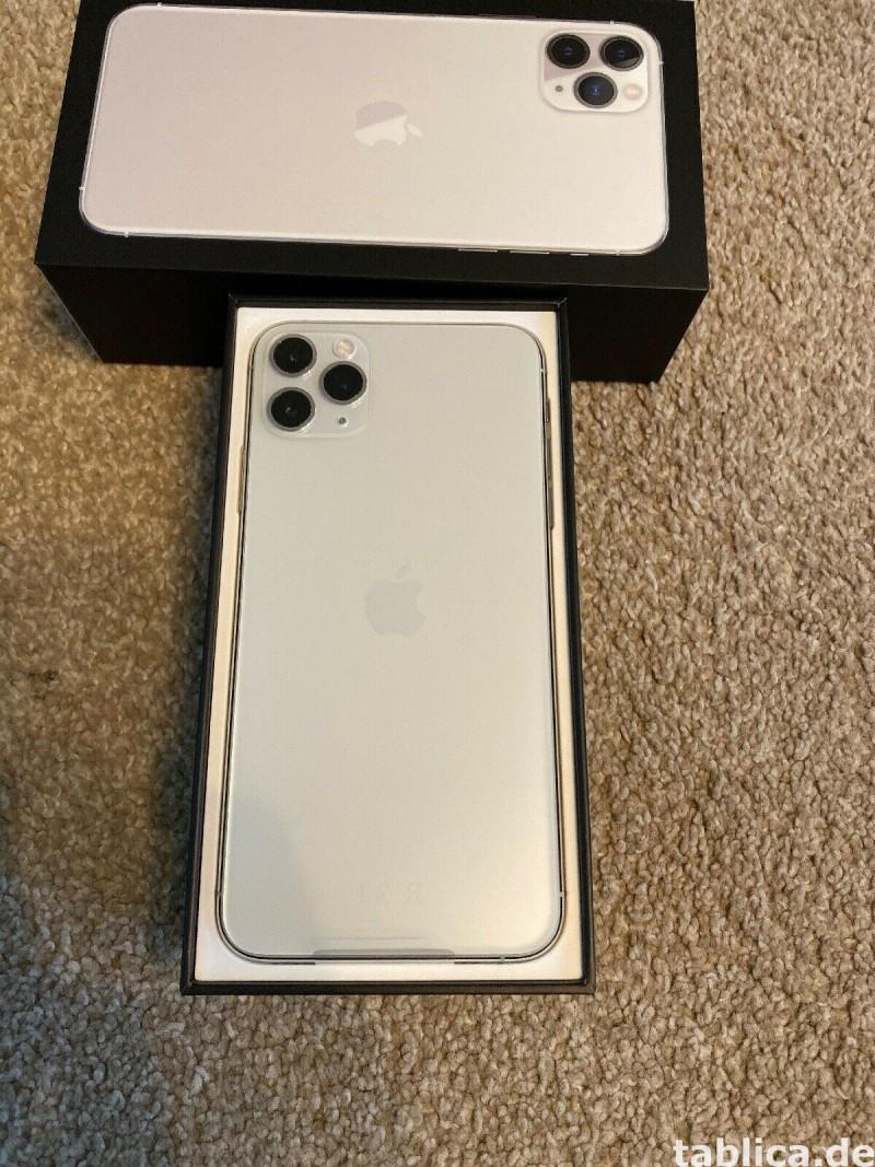Apple iPhone 11 Pro  64GB = $600, iPhone 11 Pro Max  64GB  5