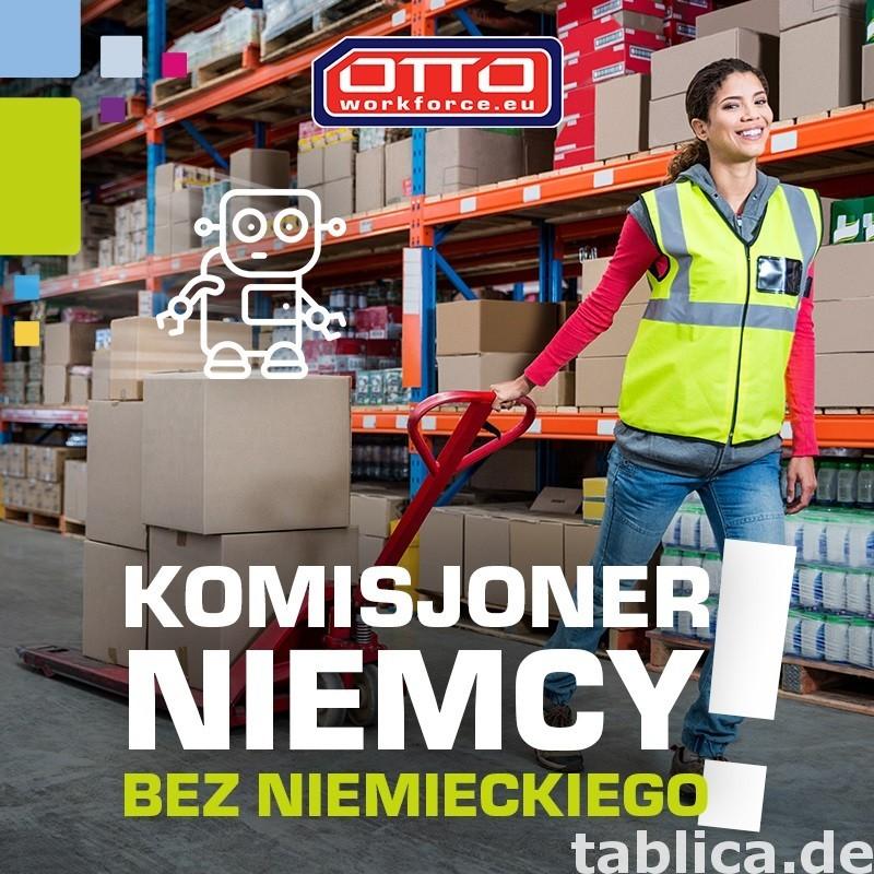Komisjoner bez języka – Niemcy – Super bonusy 0