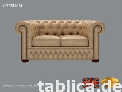 Chesterfield sofa 1 os CHESHAM kora 1