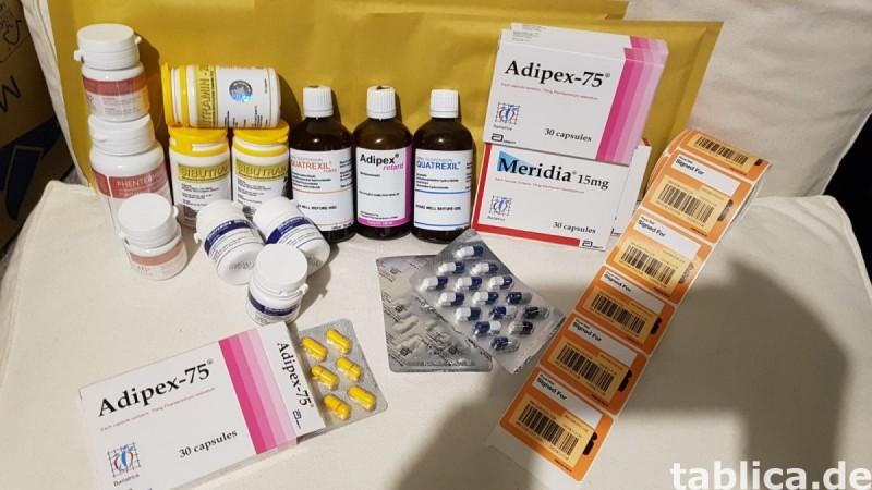 Adipex Meridia Abbott Phentermine Quatrexil Sibutramine 20mg 0